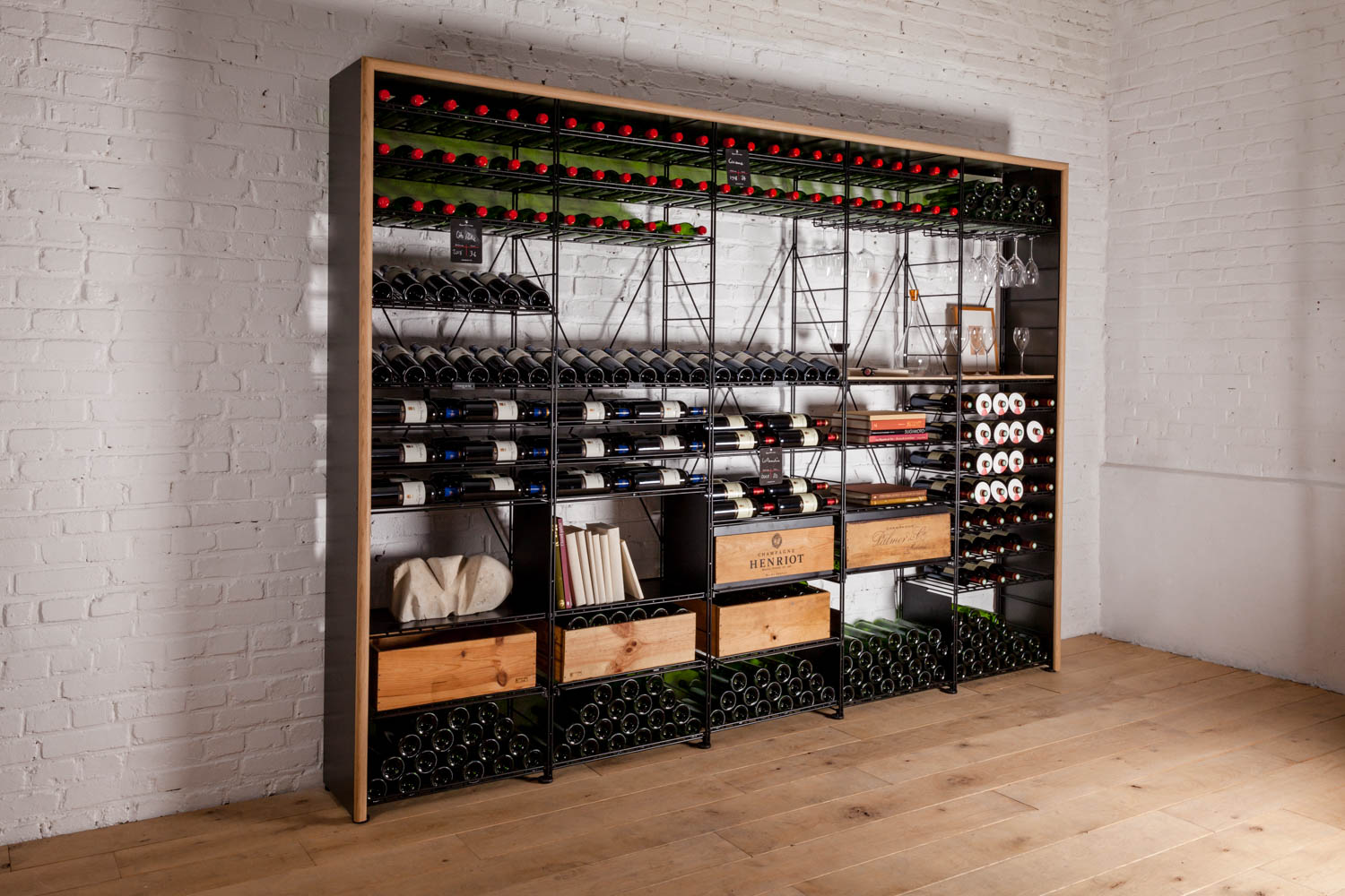 Customize Your Wine Cellar L Atelier Du Vin