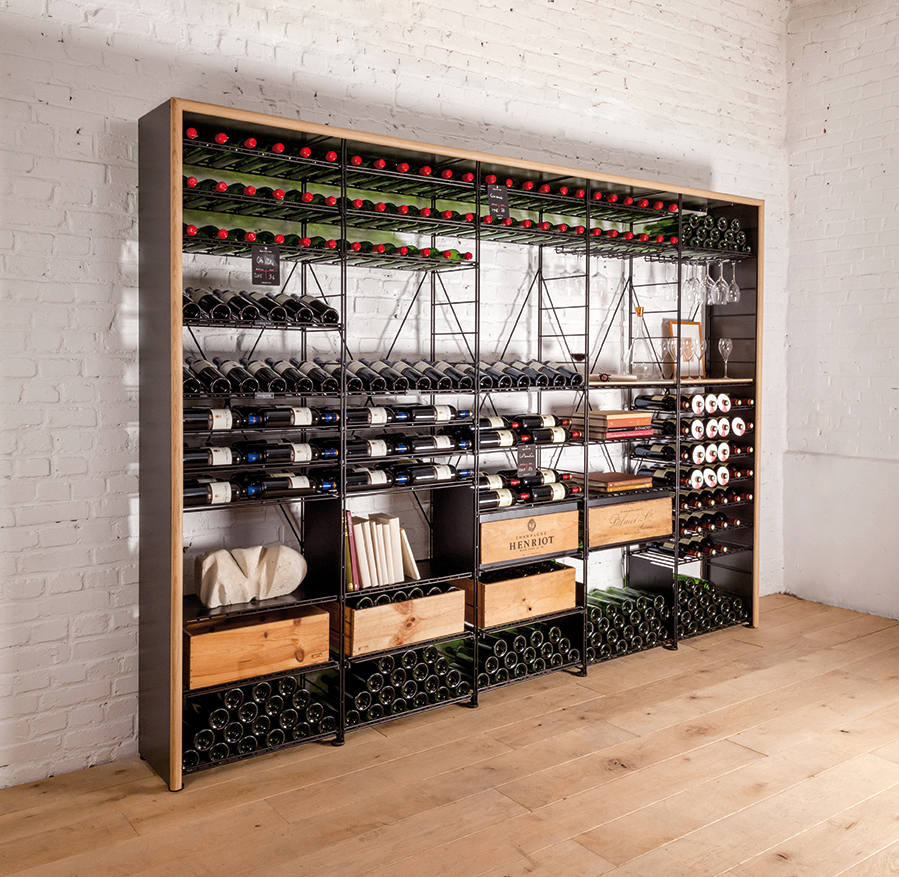 Cave A Vin Design wine cellar configurator