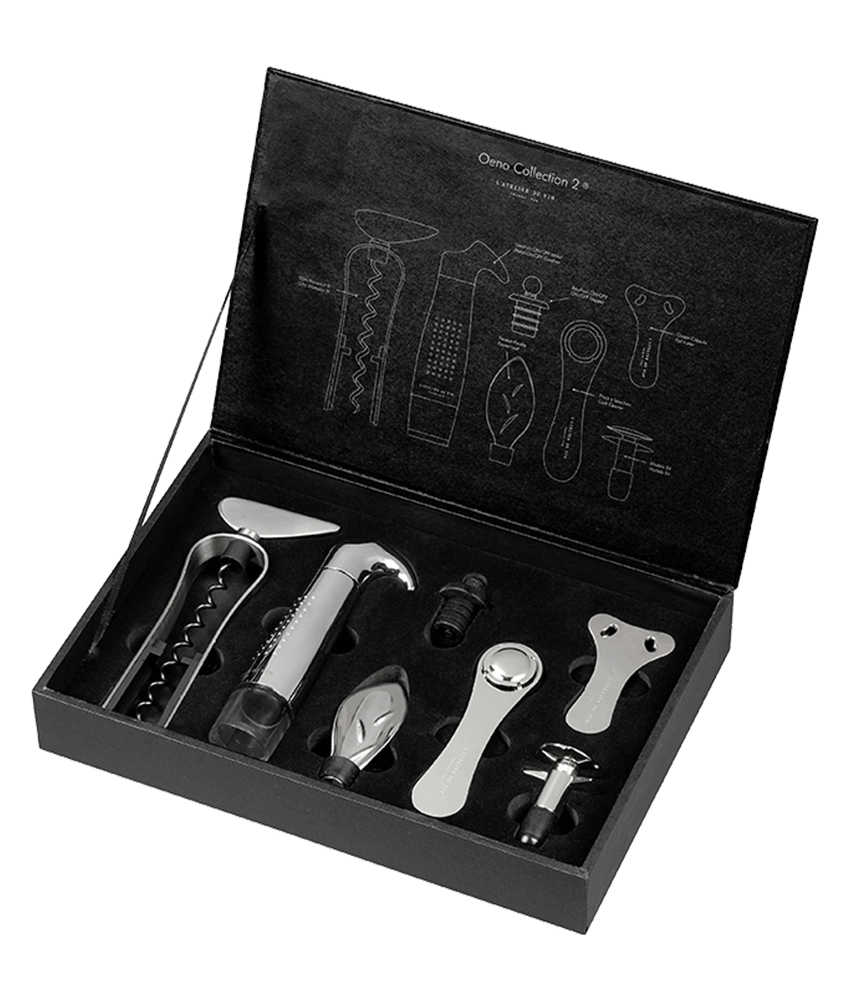 Coffret sommelier Oeno Collection 2