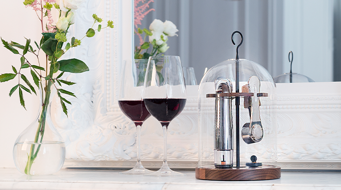 qualité supérieure bas prix luxuriant dans la conception L'Atelier du Vin | Outils du Vin et Architecture Intérieure ...